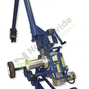 Current Tools 100 Two Speed Cable Puller with Carriage sold at Nationwide Electric