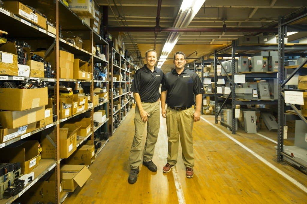 Nationwide Electric Supply Team Warehouse