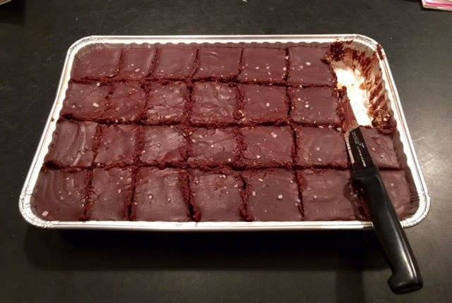 Nationwide Electric Supply Brownies for Richmond Animal League Fundraiser