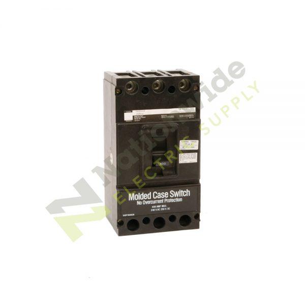 Cutler Hammer DA3400N Circuit Breaker