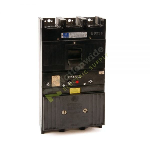 General Electric TLB236225 Circuit Breaker