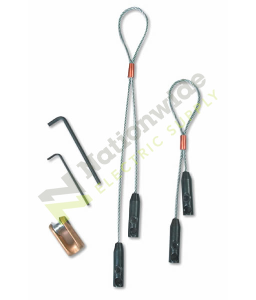 Current Tools 2500 Pulling Harness Kit sold at Nationwide Electric
