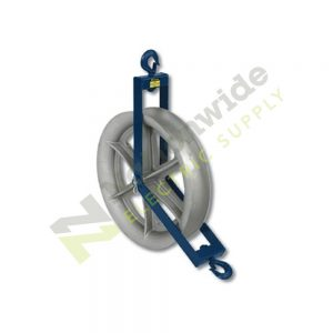 Right Angle Twin Yoke Sheaves