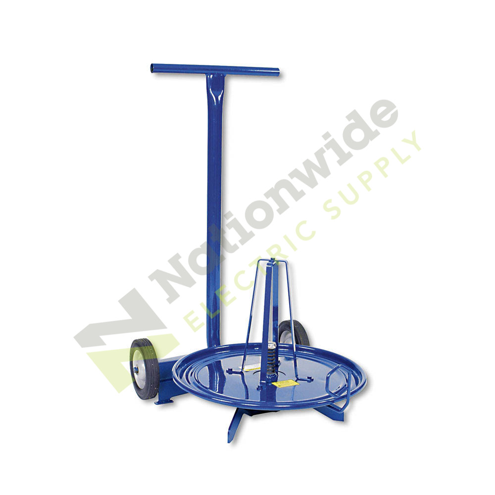 Nationwide Electric Current Tools 509M Mobile Armored Cable Dispenser
