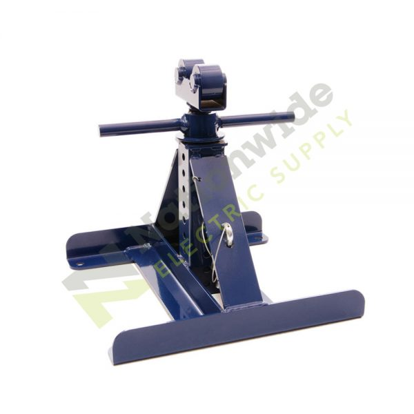 Nationwide Electric Current Tools 660 Small Screw Type Reel Stand