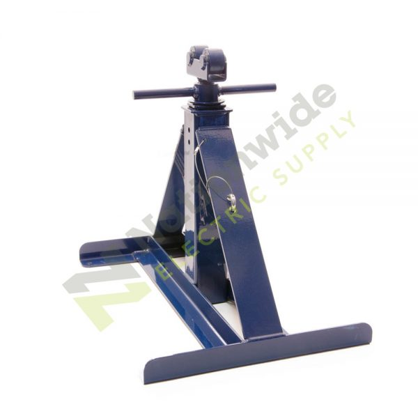 Nationwide Electric Current Tools 670 Medium Screw Type Reel Stand