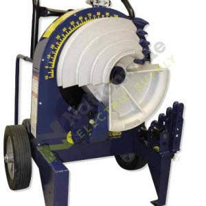 77 Series Electric Bender with Single Shoe Groups
