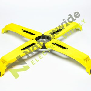 30 inch Yellow Bolt Star - Sold at Nationwide Electric