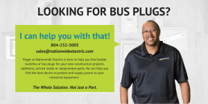 Nationwide Electric sells Bug Plugs and Fusible Switches.