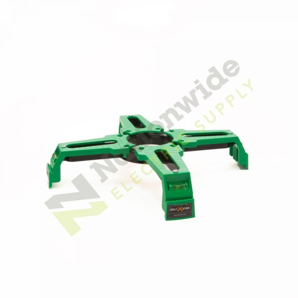 Nationwide Electric Green 18 inch Bolt Star