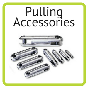 Current Tools pulling accessories available for rent at Nationwide Electric